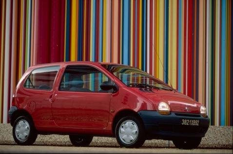 Renault Twingo 3821XB92
