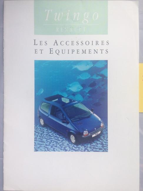Les accessoires et equipements Jul 96. 36 S01 B1